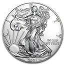 2021 1 oz American Silver Eagle BU