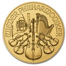 2021 1 oz Austrian Gold Philharmonic Coin BU