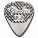 2021 5 gram Silver Fender® Guitar Pick .925