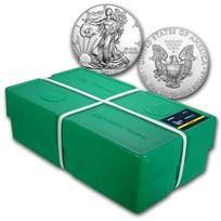 2021 500-Coin Silver Eagle Monster Box (MD® Premier + PCGS FS®)
