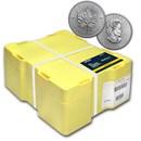 2021 500-Coin Silver Maple Monster Box (MD Premier + PCGS FS)