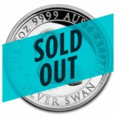 2021 AUS 5 oz Silver Swan Proof COA #9 (High Relief, w/Box & COA)