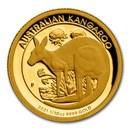 2021 Australia 1/10 oz Gold Kangaroo Proof