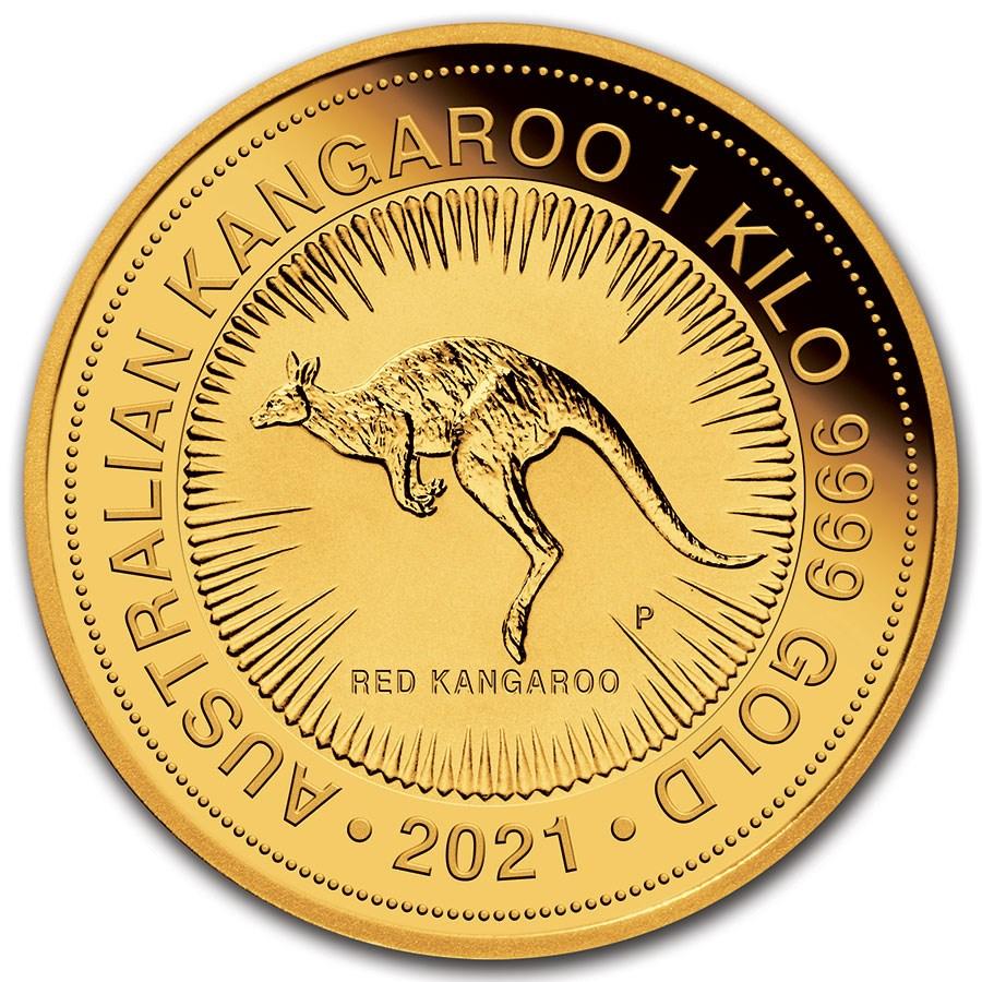australian kangaroo gold 2021