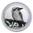 2021 Australia 1 oz Silver Kookaburra (World Money Fair Special)