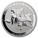 2021 Australia 1 oz Silver Wedge Tailed Eagle BU