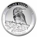 2021 Australia 5 oz Silver Incused Australian Kookaburra Proof