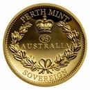 2021 Australia Gold Sovereign Piedfort Proof (HR)