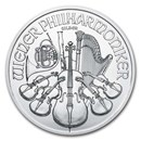 2021 Austria 1 oz Silver Philharmonic BU