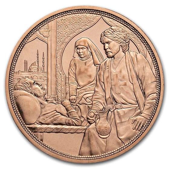 2021 Austria Copper €10 Knights' Tales (Brotherhood)