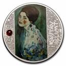 2021 Cameroon Silver Gustav Klimt: Portrait of a Lady