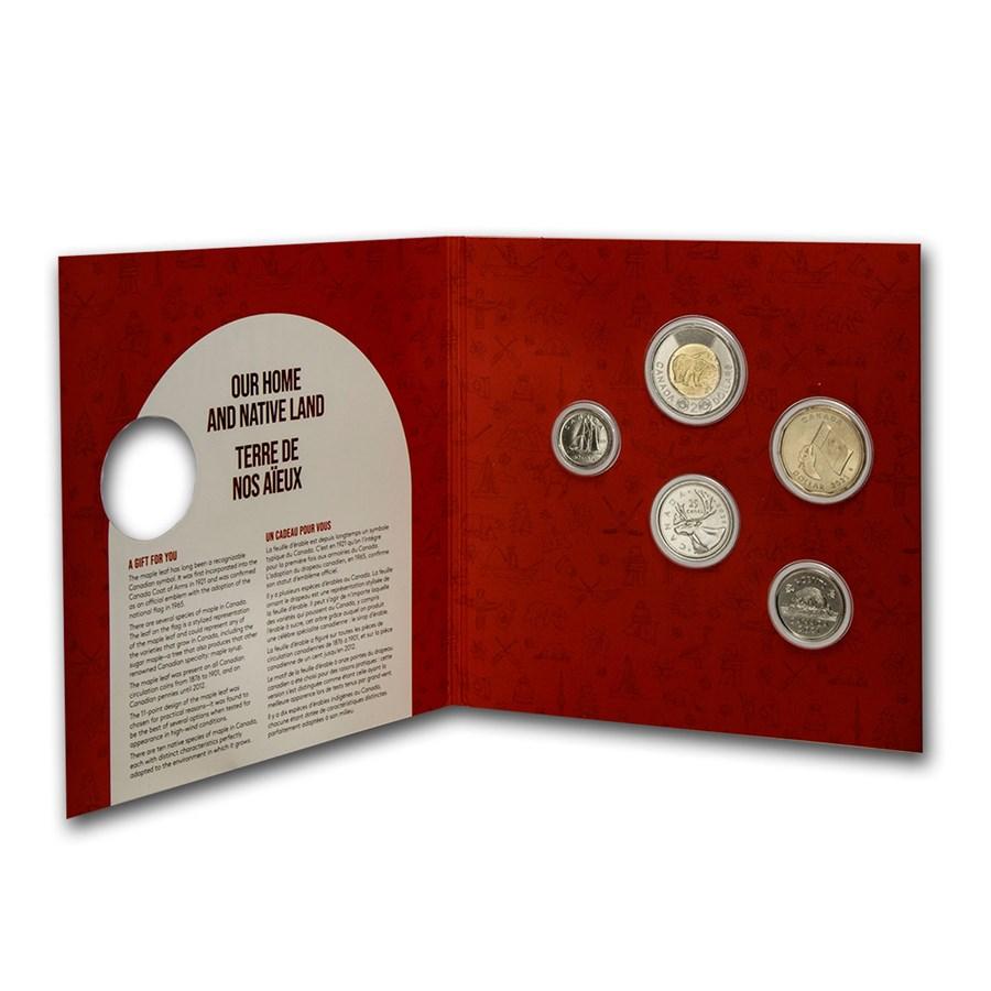 2021 Canada Gift Set O Canada (BU)
