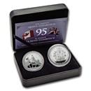 2021 Canada Royal Celebration 2-Coin Set