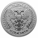 2021 Germania 10 oz Silver Round BU