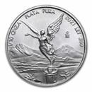 2021 Mexico 1/10 oz Silver Libertad BU
