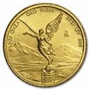 2021 Mexico 1/20 oz Gold Libertad BU