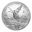 2021 Mexico 1/4 oz Silver Libertad BU