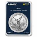 2021 Mexico 1 oz Silver Libertad (MD Premier + PCGS FirstStrike®)