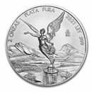 2021 Mexico 2 oz Silver Libertad BU