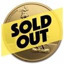 2021 Niue 1 oz Gold $250 Disney Mickey & Goofy BU