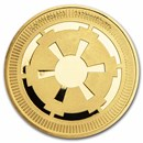 2021 Niue 1 oz Gold $250 Star Wars: Galactic Empire Bullion Coin