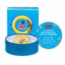 2021 Niue 1 oz Gold Sonic the Hedgehog 30th Anniversary BU