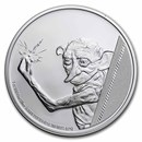 2021 Niue 1 oz Proof Silver: Dobby the House Elf