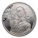 2021 Niue 1 oz Proof Silver: Hermione Granger