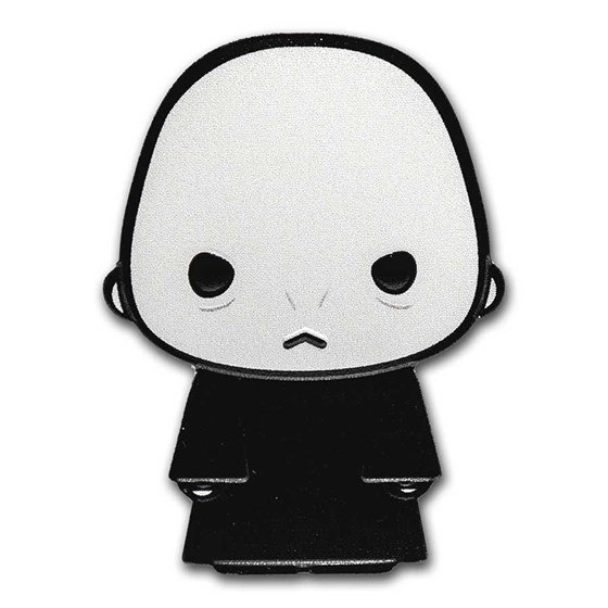 2021 Niue 1 oz Silver Chibi Coin Collection: Lord Voldemort