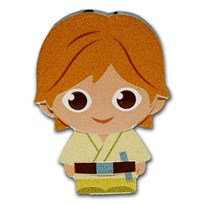 2021 Niue 1 oz Silver Chibi Coin Collection: Luke Skywalker