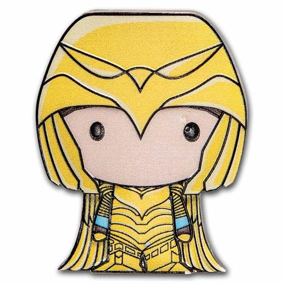 2021 Niue 1 oz Silver Chibi Coin Collection: Wonder Woman 1984