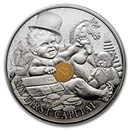 2021 Niue 1 oz Silver My First Capital Proof