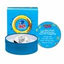 2021 Niue 1 oz Silver Sonic the Hedgehog 30th Anniversary Proof