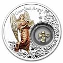 2021 Niue Silver Guardian Angel Proof