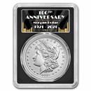 2021-(O) Silver Morgan Dollar MS-70 PCGS (FDI, Black)