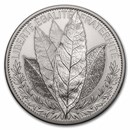 2021 Proof Silver €20 Nature of France (The Laurel)