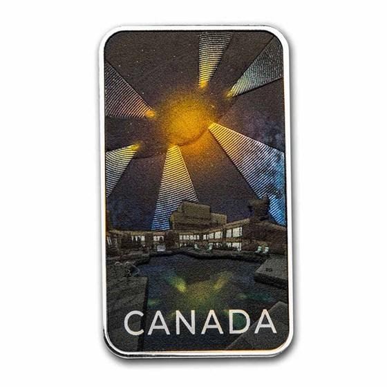 2021 RCM 1 oz Ag $20 Unexplained Phenomena: The Montréal Incident