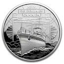 2021 RCM Silver $50 100 Yrs of Confederation: Coming of Age