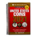 2021 Red Book of United States Coins - Bressett & Yeoman (Spiral)