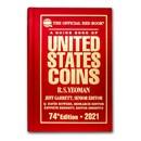 2021 Red Book of United States Coins - (Hardbound)
