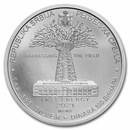 2021 Serbia 1 oz Silver 100 Dinar Nikola Tesla: Free Energy BU
