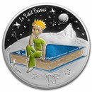 2021 Silver €10 The Little Prince Proof (Book)