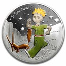 2021 Silver €10 The Little Prince Proof (Fox)