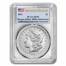 2021 Silver Morgan Dollar MS-69 PCGS (FirstStrike®)