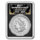 2021 Silver Morgan Dollar MS-70 PCGS (FDI, Black)