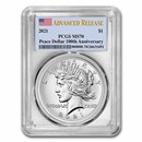 2021 Silver Peace Dollar MS-69 PCGS (FirstStrike®)