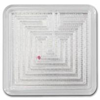 2021 Solomon Isl 1.5 oz Silver $4 Minotaur: Labyrinth of Crete