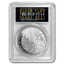 2021 Tuvalu 1 oz Silver The Red Flag Fleet MS-70 PCGS (FS)