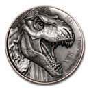 2021 Vanuatu Silver and Copper Apex Predator: Tyrannosaurus