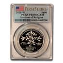 2021-W 1 oz Proof Platinum Eagle PR-69 PCGS (FirstStrike®)